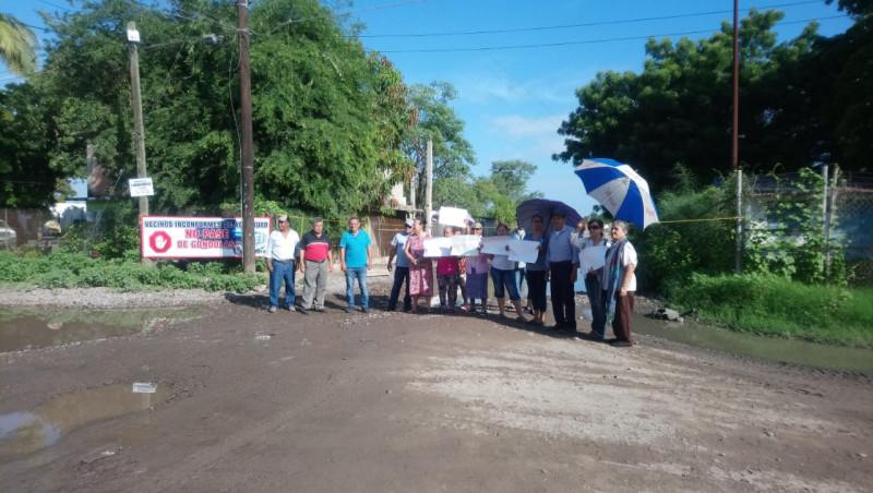 De nueva cuenta piden el NO pase de góndolas en Aguaruto