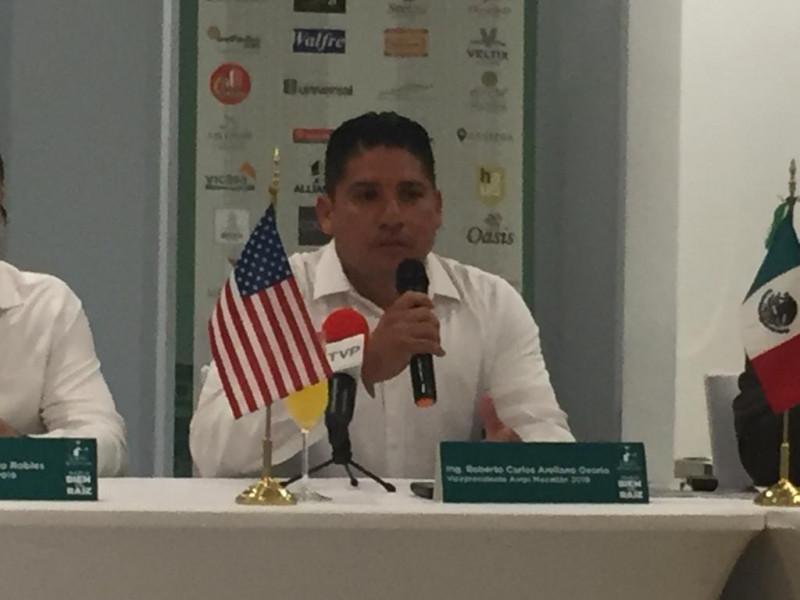 Insuficientes cuartos de hotel para Mazatlán