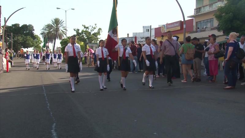Alistan logística para festejos patrios en Mazatlán