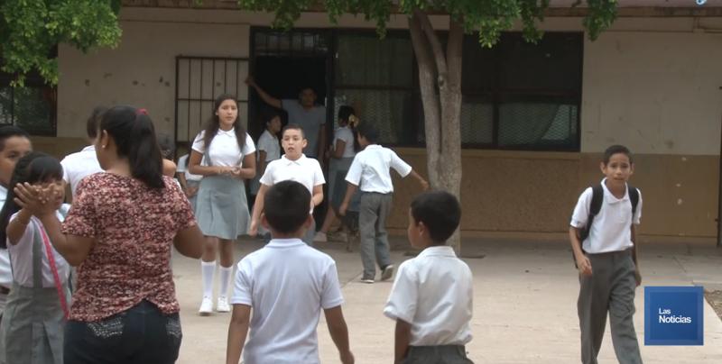 En la región del mayo se atienden requerimientos de las escuelas
