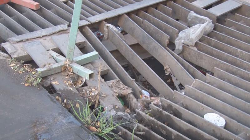 Inicia Ayuntamiento un censo de alcantarillas en mal estado para repararlas