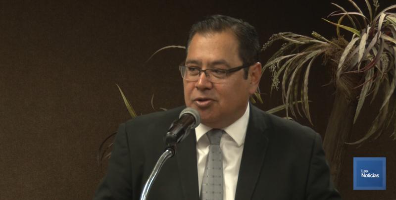 Acercamiento con gremios, de lo positivo de Mariscal Alvarado: Jesús Nares Félix