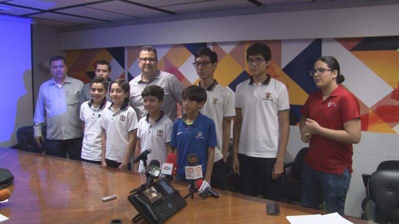 Sinaloa en primer lugar en Olimpiada Mexicana de Informática