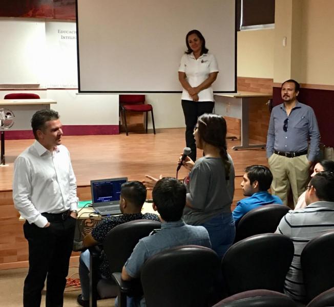 Destaca Pérez Barros  importancia de dar valor a la actividad de Culiacán