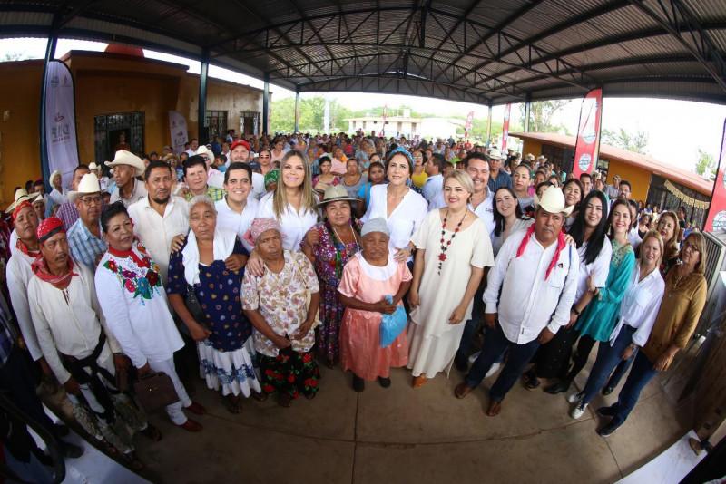Programa de apoyos alimenticios a familias indígenas