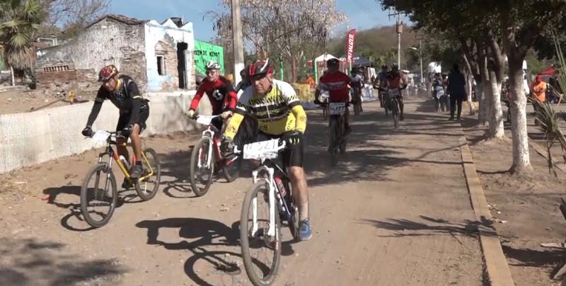 El ciclismo de Montaña se mantiene activo en Mazatlán