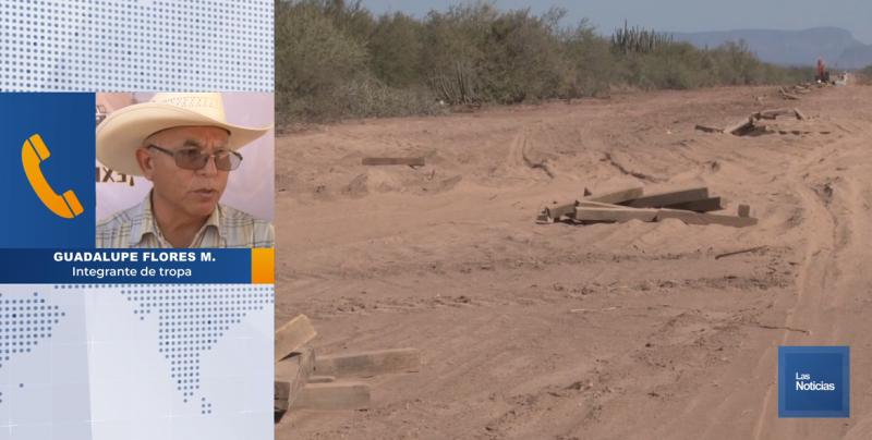 Yaquis de la Loma de Bácum reiteran rechazo al gasoducto tras tercera reunión con SEGOB