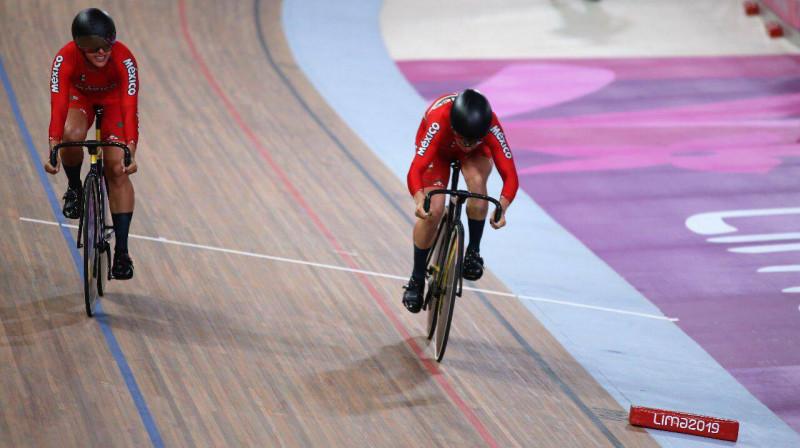 México logra tercer lugar en Panamericano de Ciclismo