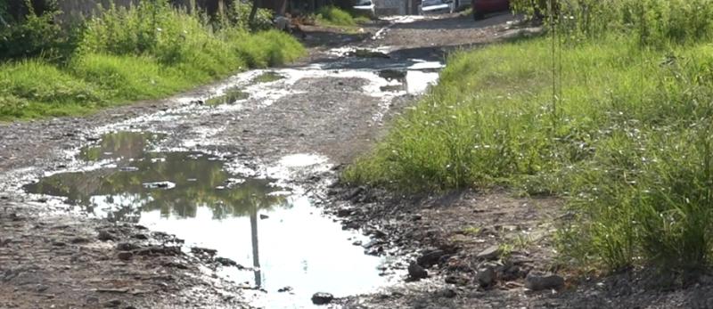Afecta a vecinos de la colonia Juárez, gran fuga de aguas negras