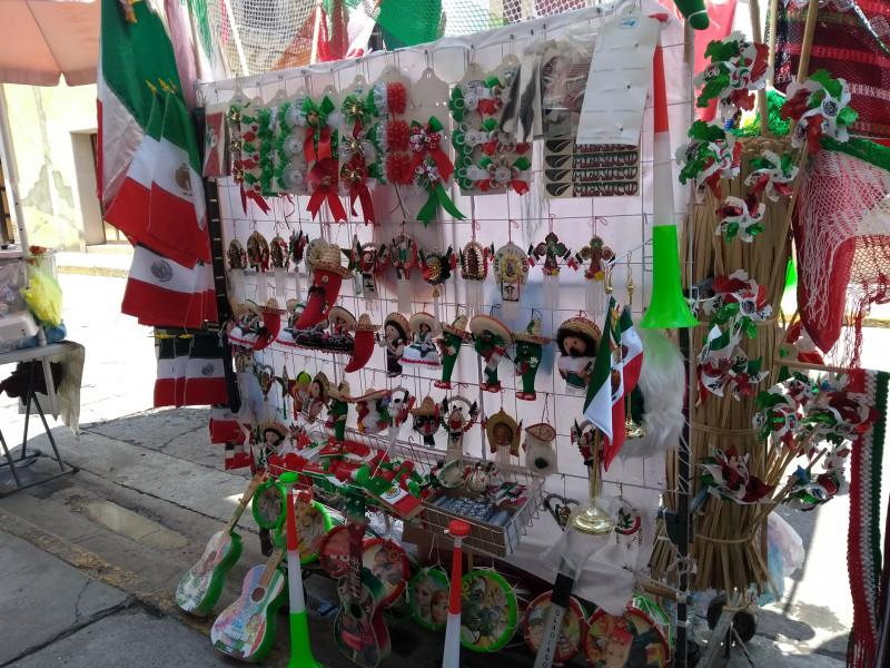 No habrá permisos para comerciantes foráneos en festejos patrios
