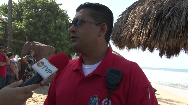 Bañistas deben estar atentos a indicaciones de salvavidas: PC