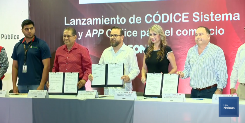 """La SSP lanzó """"App Codice"""" para prevención en comercios"""
