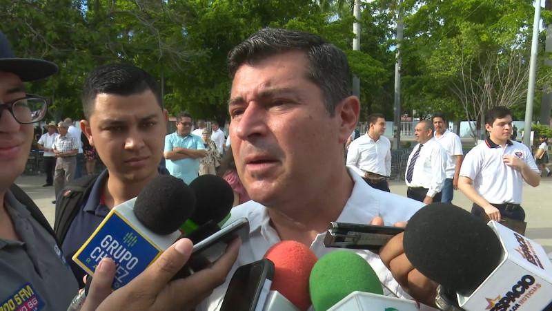 Ahome no se endeudará: Chapman Moreno