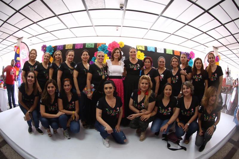 Realiza el DIF Sinaloa su tradicional Kermés Mexicana