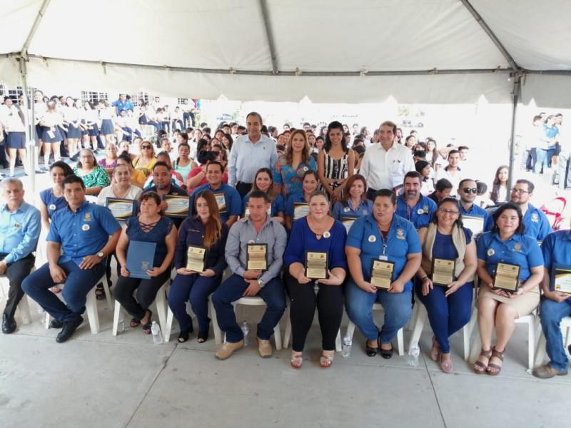 Cumple su décimo aniversario preparatoria UAS de Villa Unión
