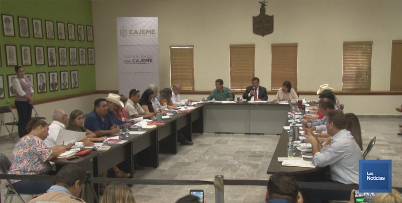 Autorizan Regidores primer informe de Gobierno de SPMA