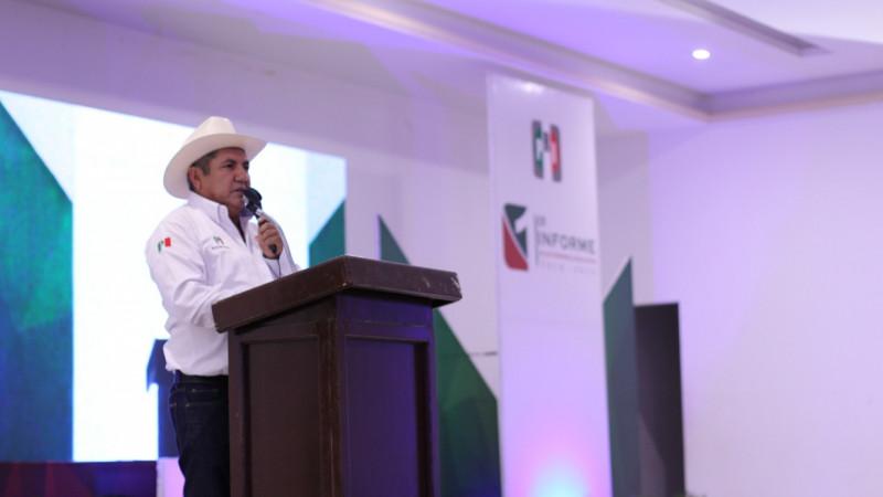 La lucha por el campo apenas comienza :Faustino Hernández