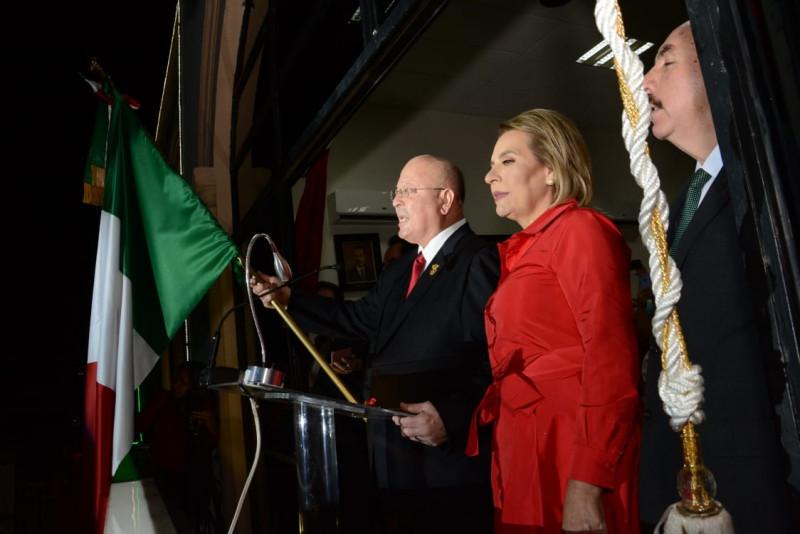 Festeja la UAS el inicio de la Independencia de México