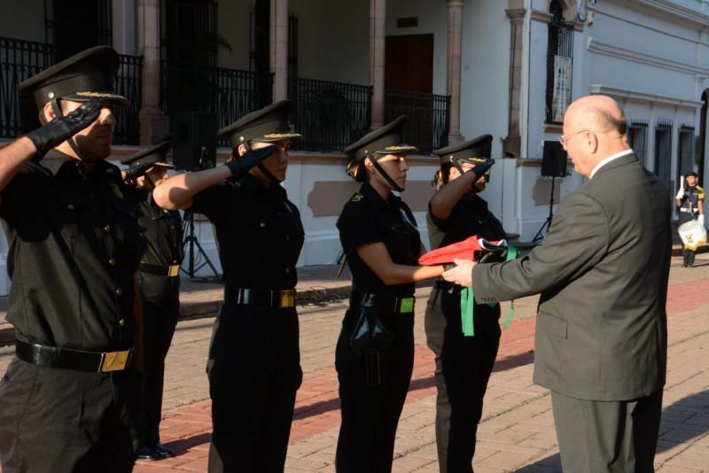 Homenaje en la UAS por el 209 aniversario de la Independencia de México