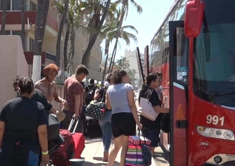 Se registra 100 por ciento en ocupación hotelera por puente patrio