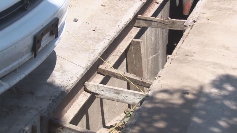 Han sido reparadas entre 80 y 100 rejillas de alcantarillas que estaban en mal estado