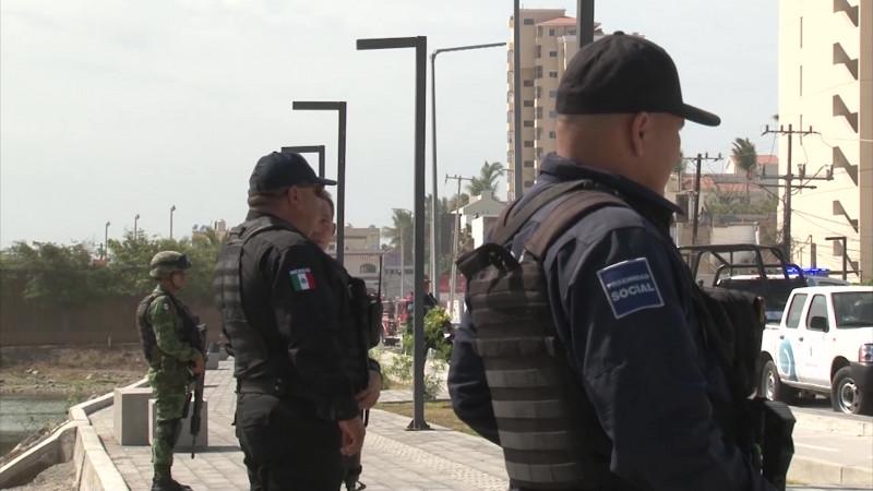 Se restructura la vigilancia en Mazatlán