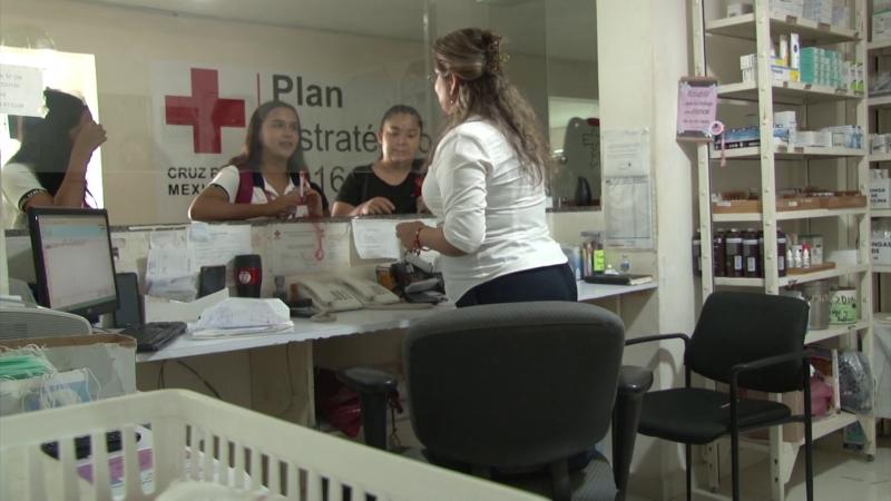 Repunta atención de emergencias durante festejos patrios: Cruz Roja