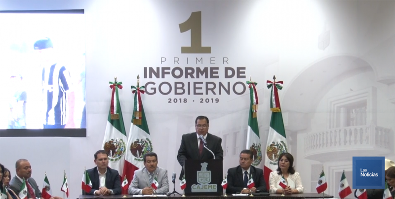 Canacintra califica con un 5 Primer Informe de alcalde