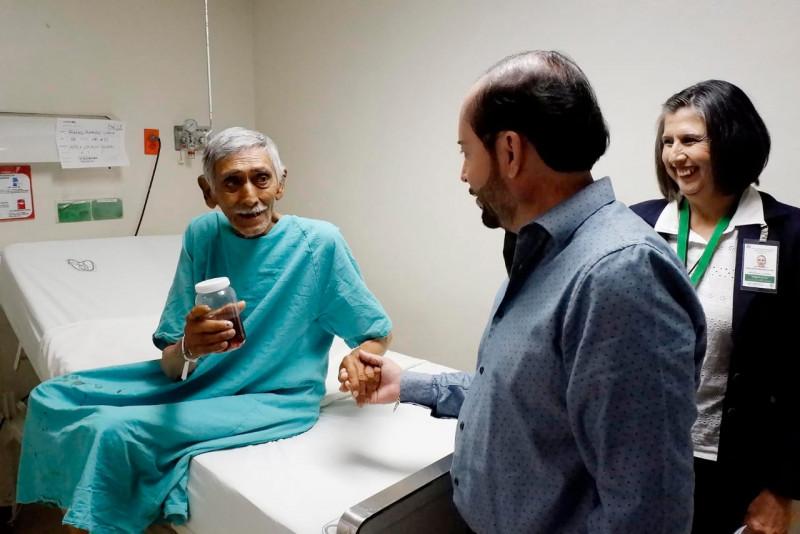 105 pacientes operados durante  la Jornada Quirúrgica Bienestar de Urología