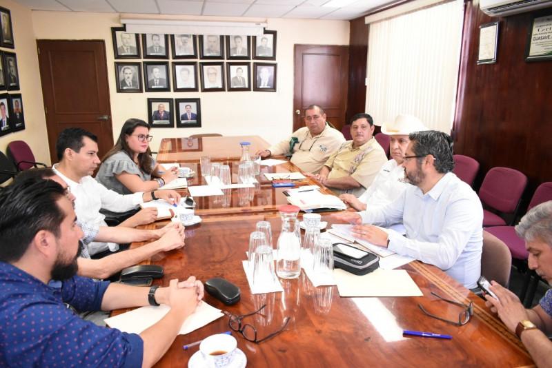 Trabajan en el proyecto técnico del nuevo relleno sanitario en Guasave