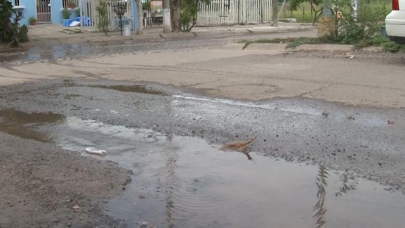 Se reporta en Villa Verde Fuga de Agua potable