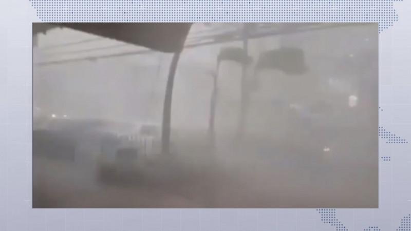 Huracán Lorena podría dejar sentir sus efectos en Sinaloa este viernes por la tarde