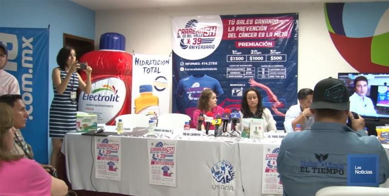 Con carrrera 5K beneficiarán a Agrupación George Papanicolau