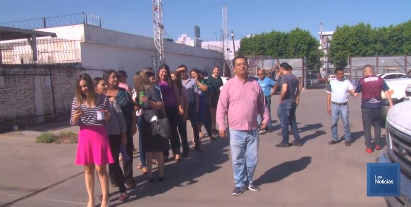 TVP Obregón realiza simulacro este 19 de septiembre; se evacúan a 30 personas