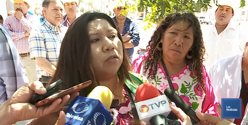 Esposa de Fidencio Aldama denuncia trato desigual en Cereso de Ciudad Obregón