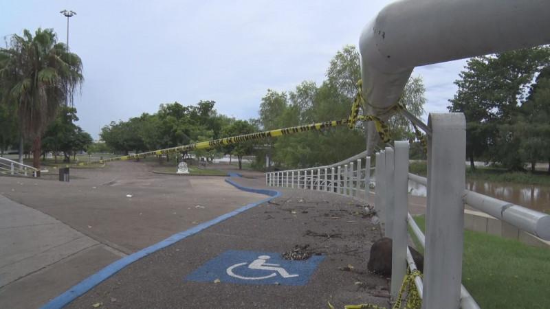 Nuevamente cerrado el parque acuático