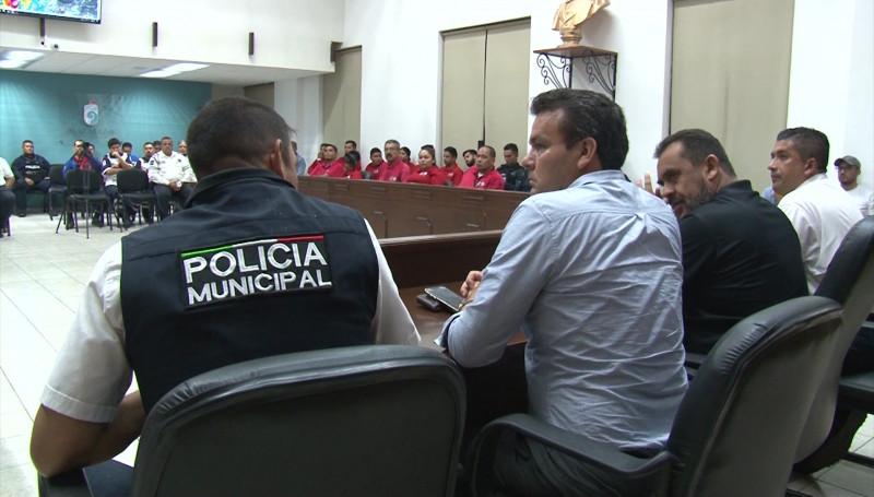 Justifican ausencia del Alcalde en sesiones del Comité de Emergencias