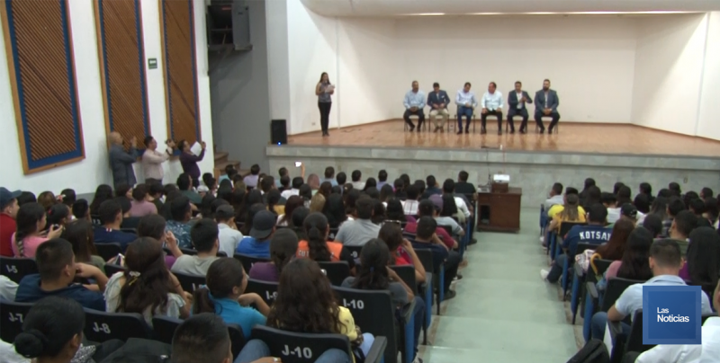 Continúa programa de entrenamiento WorkShop para jóvenes del sur de Sonora
