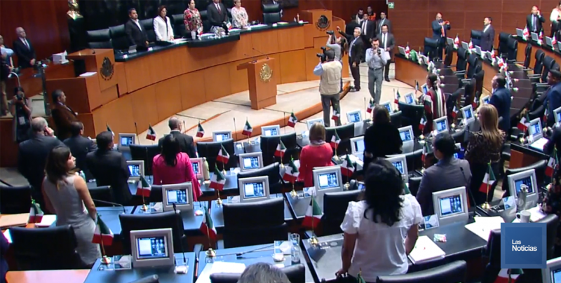 Rechaza Senadora Lily Téllez, ser aspirante a Gubernatura por Sonora
