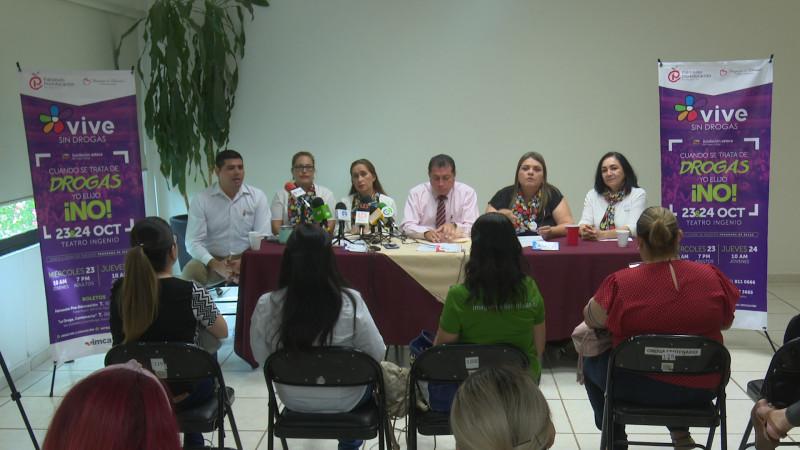 Invitan al evento anual de las damas voluntarias del patronato pro educación