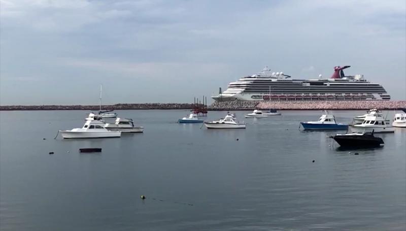 Esperan aumento de cruceros en la temporada