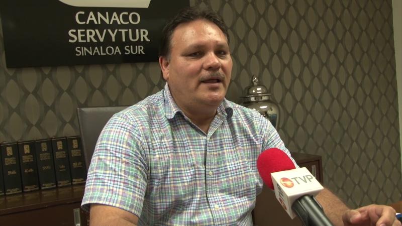 Comerciantes esperan que pare la ola delictiva en Mazatlán: CANACO