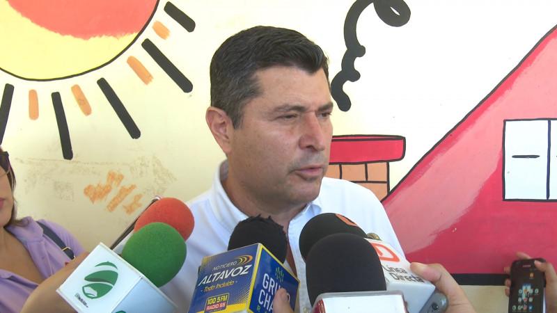 Alcalde pide paciencia a la ciudadanía