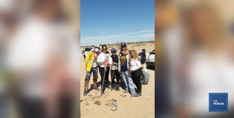 Unen esfuerzos colectivos de búsqueda para encontrar a Marco Antonio Durán López en SLRC
