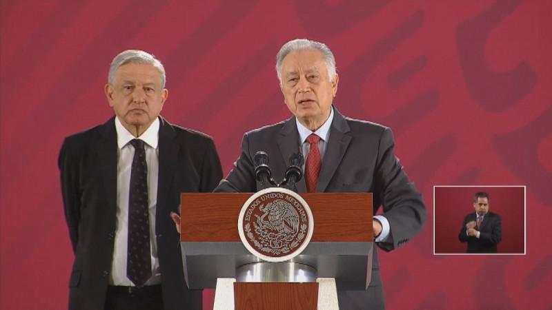 AMLO derrumba el combate a la corrupción al salir en defensa de Manuel Bartlett : PRD