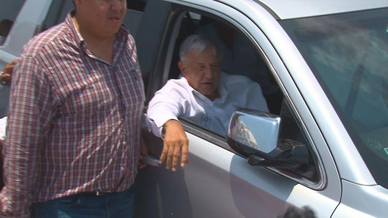 Programada visita de AMLO a Sinaloa
