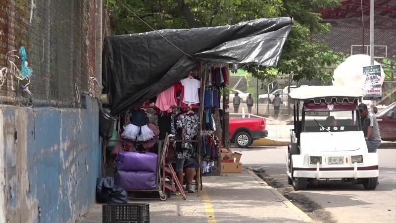 Tianguistas de la Juárez estaban advertidos, asegura el Alcalde