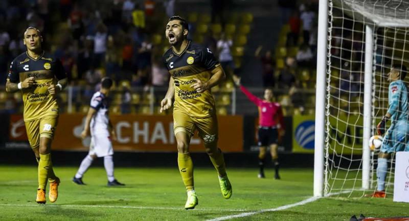 Amaury Escoto listo para regresar a la actividad con Dorados