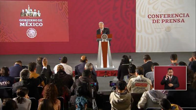 AMLO desestima el sistema nacional anticorrupción: COPARMEX