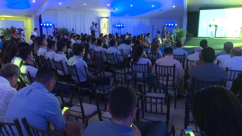Anuncia Coparmex su evento anual denominado ahora agentes de cambio